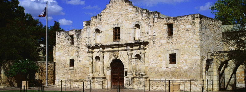 REMEMBER THE ALAMO