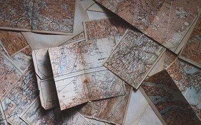 FOLLOW GOD BEYOND THE MAP