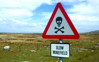 THE MINEFIELD OF THE MIND