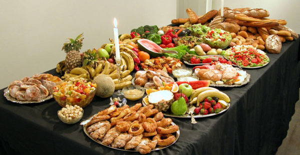 FEAST FOR THE SPIRIT