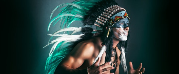 YOUR INNER CRAZY HORSE