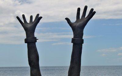 JESUS, SLAVERY AND ME