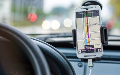 FINDING YOUR GPS